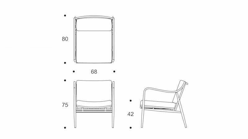 Myittha Easy Chair Sense Easy Chair Sofa